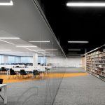 Webster Library, Menkès Shooner Dagenais LeTourneux Architectes, Concordia University, Montreal