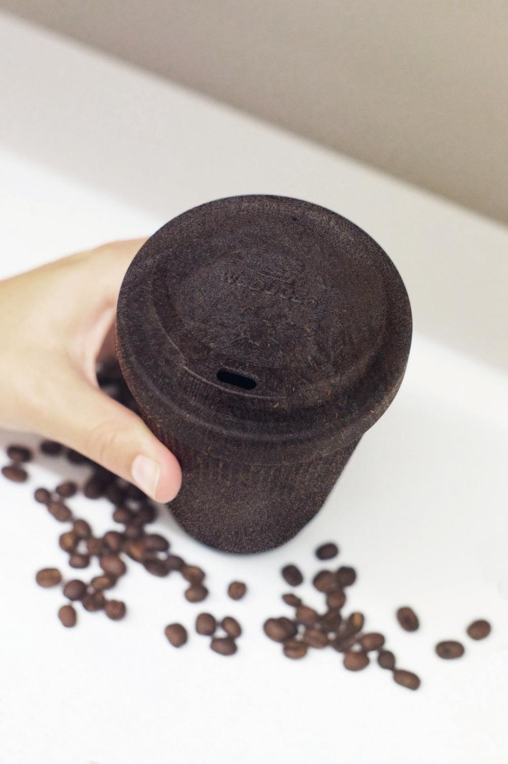 Kaffeeform Material, Red Dot