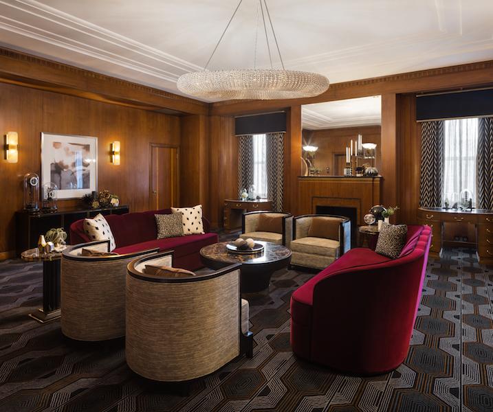 Fairmont Hotel Vancouver, CHIL