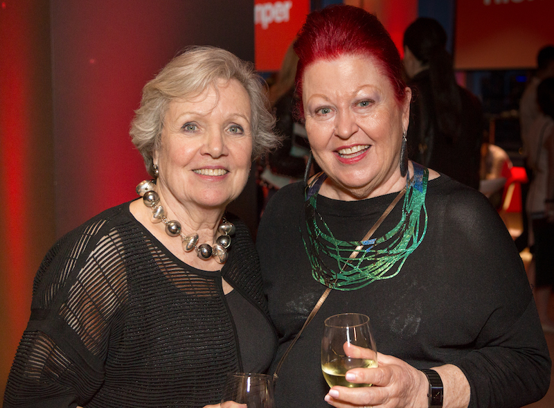 Dee Chenier, who heads interior design firm DCA Associates; and Eleanor Brydone, now retired, whose former firm, Rice Brydone, was arguably Canada's leading office design firm from the 1970s to the Nineties.