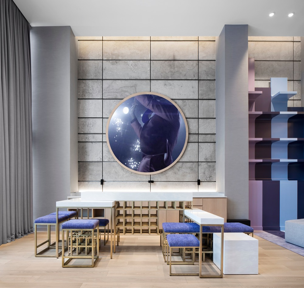 WOW Suites, W Montreal, Sid Lee Architecture