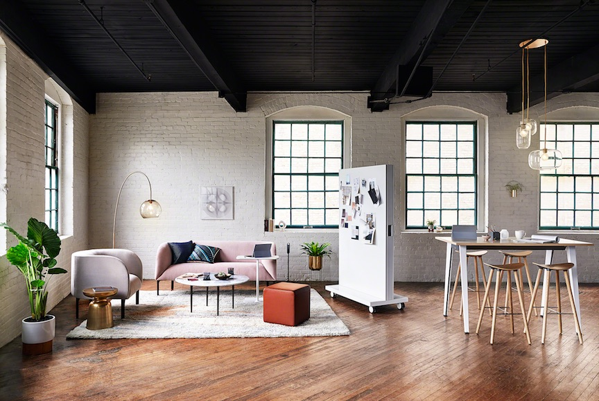West Elm, Steelcase