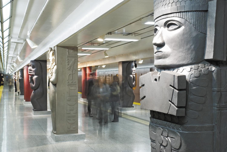 Museum Station, Diamond Schmitt