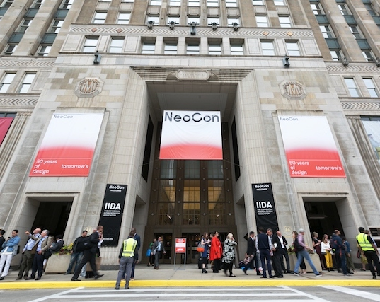 Neocon Issues Call For Presenters Ahead Of 2019 Show