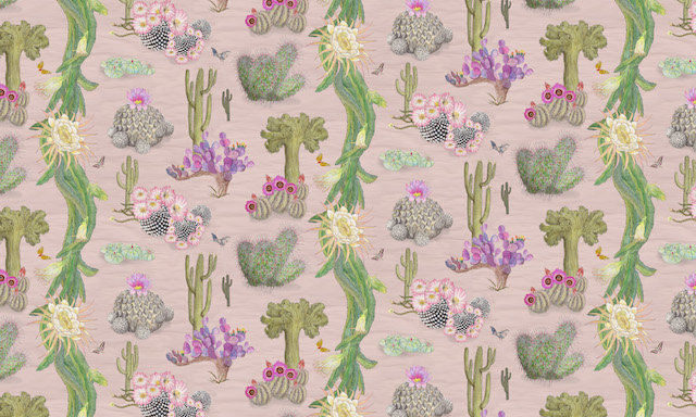 Mexican Cacti, Newton Paisley, ICFF Editors' Awards