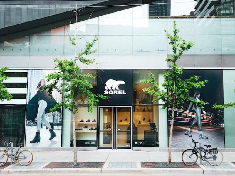 50% prijs herfst schoenen online te koop SOREL pop-up store comes to Toronto's TIFF Bell Lightbox ...