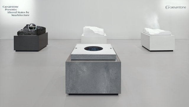 Snarkitecture, IDS Vancouver, Altered States, Caesarstone