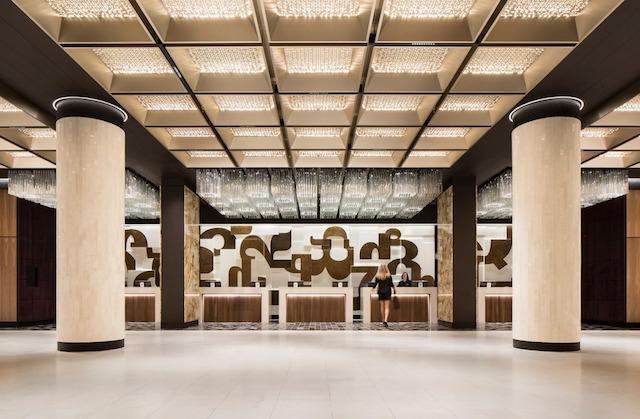 Fairmont Queen Elizabeth, Sid Lee, Architecture 49, MASSIVart, Montreal