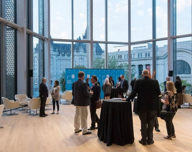 New for this year, IDC DesignEx Ottawa expands to the National Arts Centre, allowing for a significantly larger attendance. Image via IDC.