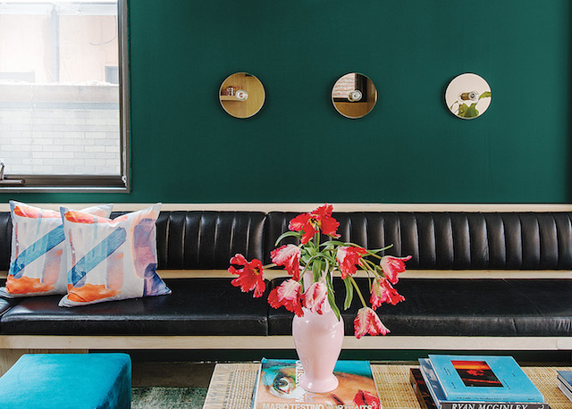 Dulux Paints Presents Rich Greens As 2019 Colours Of The Year