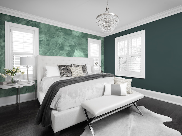 Dulux Paints, Mojito Shimmer