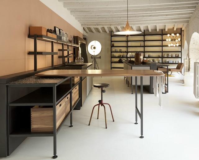 Richelieu, kitchens