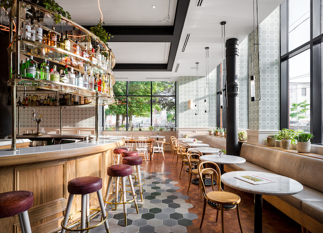Broadview Hotel, DesignAgency