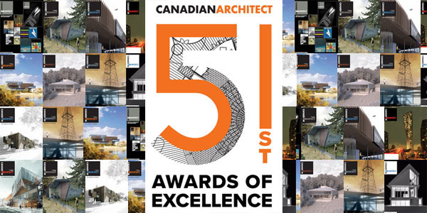 Canadian Architect Awards of Excellence