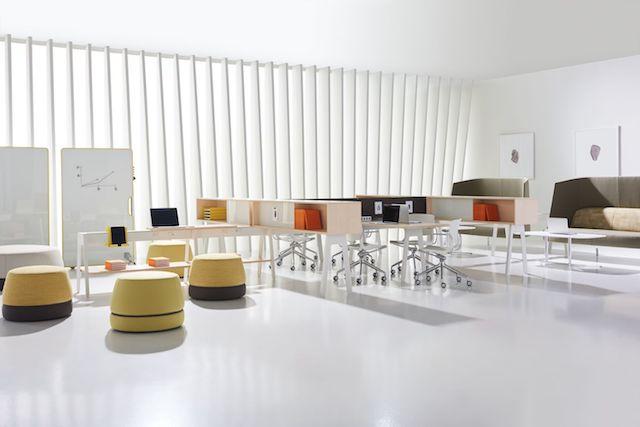 Expansion Cityline, Teknion, IDEA