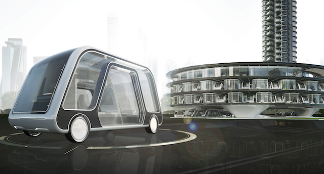 Radical Innovation Award, Autonomous Travel Suite