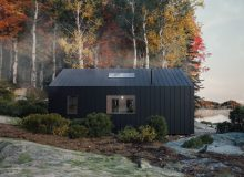 Backcountry Hut, Leckie Design Studio, Interior Design Show, IDS19