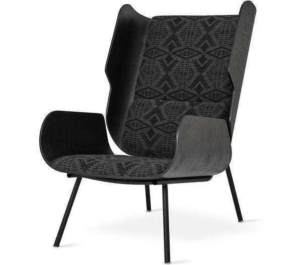 Gus* Modern, Pendleton Woolen Mills, Elk Chair