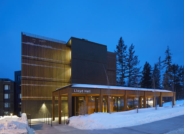 Lloyd Hall, Banff, KPMB Architects