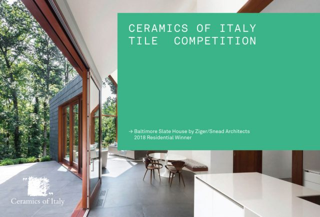 Ceramics Of Italy Now Accepting Projects For 2019 Tile Competition Canadian Interiors