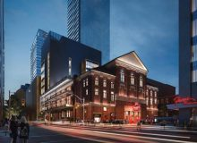 Massey Hall, American Express, KPMB