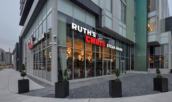 Ruth's Chris, HCA Architecture