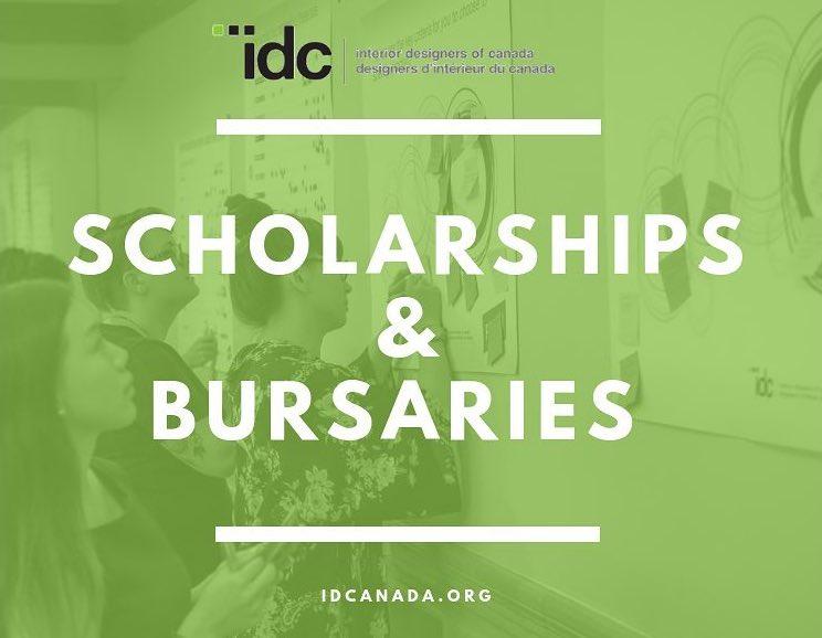 IDC, bursary, scholarship