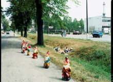 Image credit: Guido Guidi, In Between Cities: Cierznie, Poland, Collection CCA © Guido Guidi