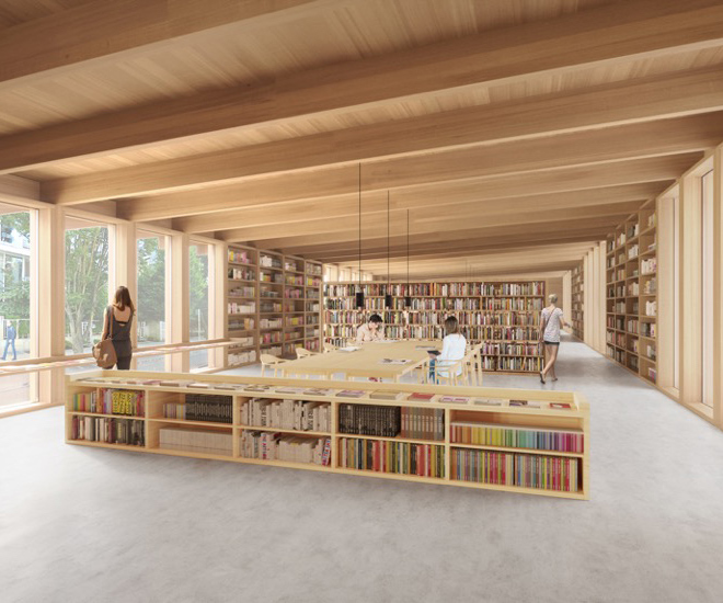 Interior Designers Of Canada: Final Design Revealed For New Vancouver Art Gallery