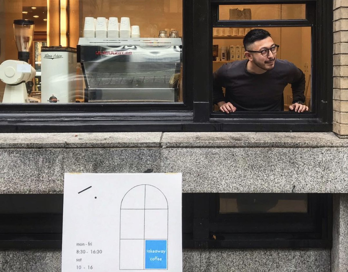 Iktsuarpok Coffee Stand promises big flavour in a small space. Photo via Iktsuarpok Coffee (Instagram)