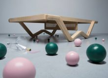 DesignTO, Game Set & Match by Louie George Michael. Photo by Laurence Poirier.