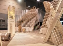 Izen Architecture, Ontario Wood + IDS