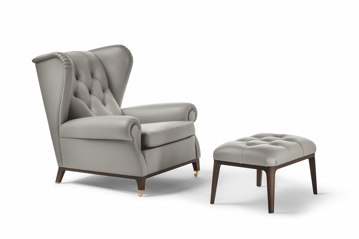 Poltrona Frau revisits 1919 chair with Roberto Lazzeroni - Canadian ...
