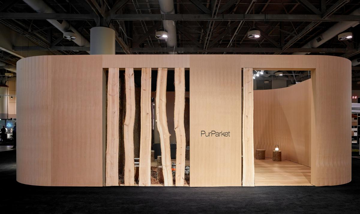 Purparket Booth Interior Design Show 2019 Toronto Canadian Interiors