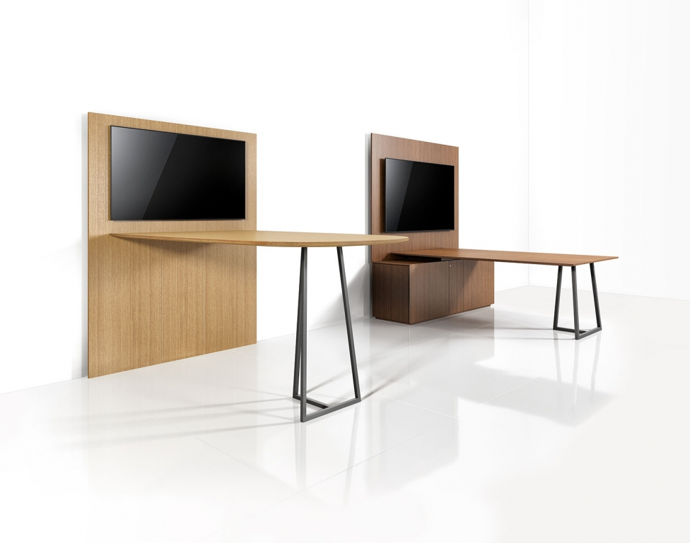 Nucraft_Two4Six_standing-height-and-credenza-seated-height-media-tables-with-monitor-panels-open-frame-base_LR_976_769