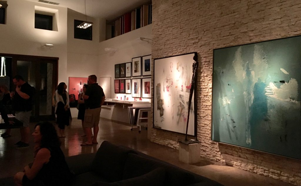 The Frank Arnold Gallery in San José del Cabo
