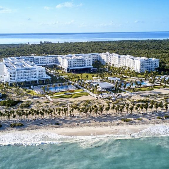 Riu Dunmar resort on Mexico's Playa Mujeres.