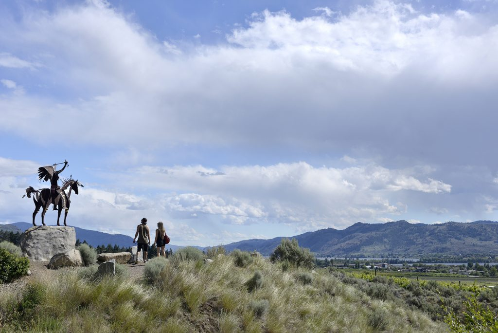 Spirit Ridge at Nk'Mip Resort, Osoyoos, BC