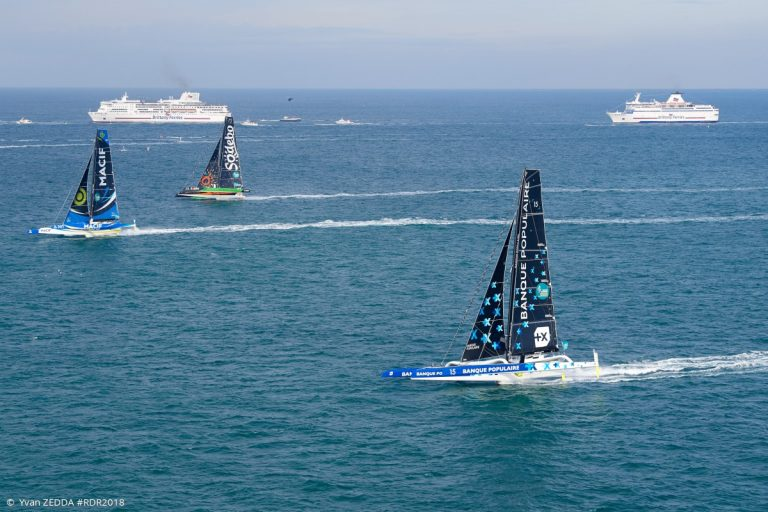 Route du Rhum, sailing, France, Saint-Malo