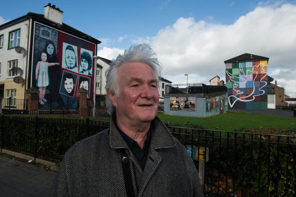 Derry, Londonderry, Republican murals