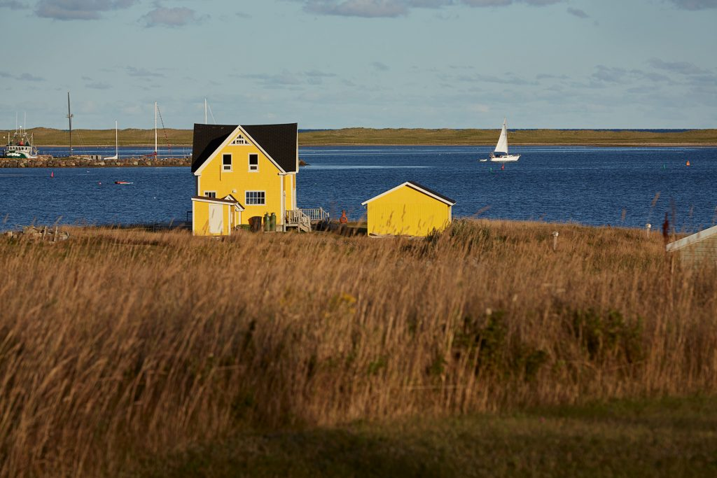 House, Île du Havre Aubert, Magdalen Islands