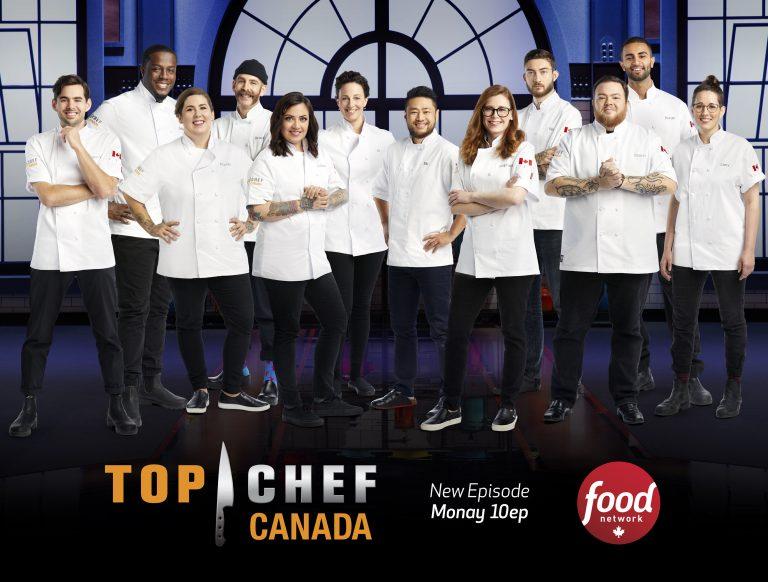 Top Chef Canada season 8 contestants