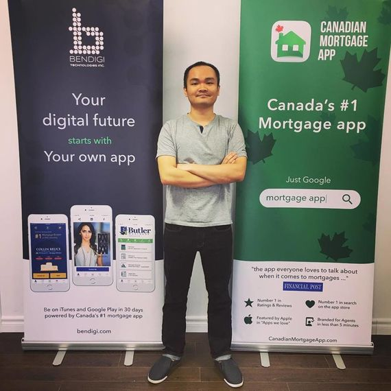 Andy Canadian Mortgage App