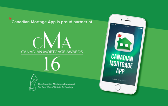Canadian Mortgage App Awards 2016