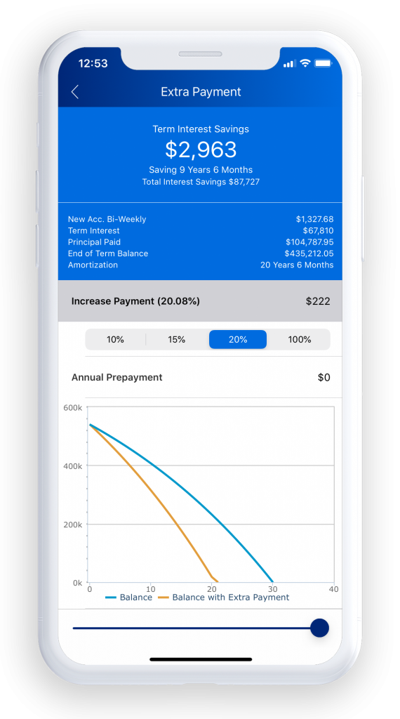 Extra Payment Enhancements