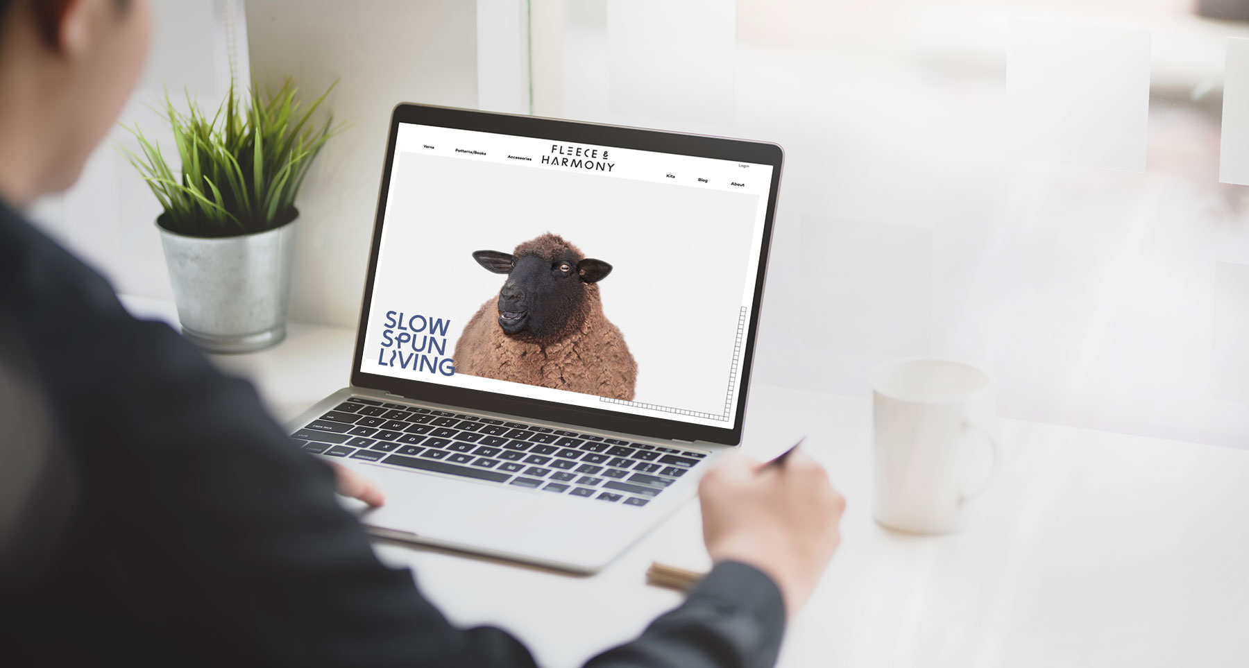 Fleece & Harmony Website