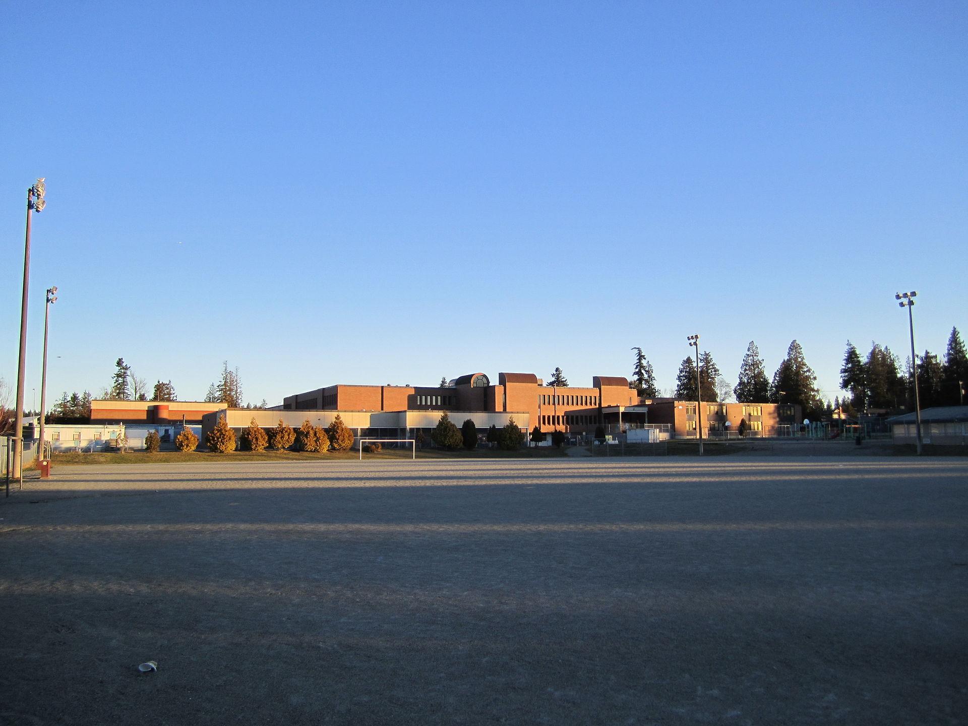 Semiahmoo Secondary School