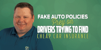 Fake Auto Policies Prey on Drivers Trying to Find Cheap Car Insurance