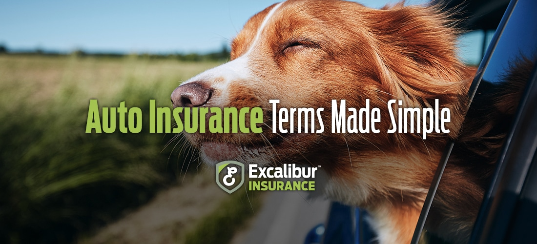 Auto Insurance Terms Made Simple