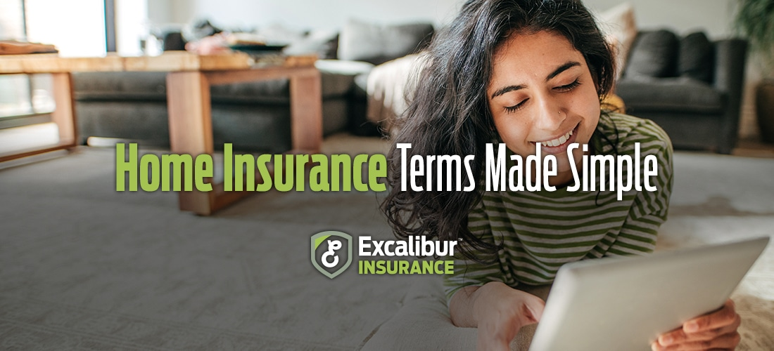 Home Insurance Terms Made Simple